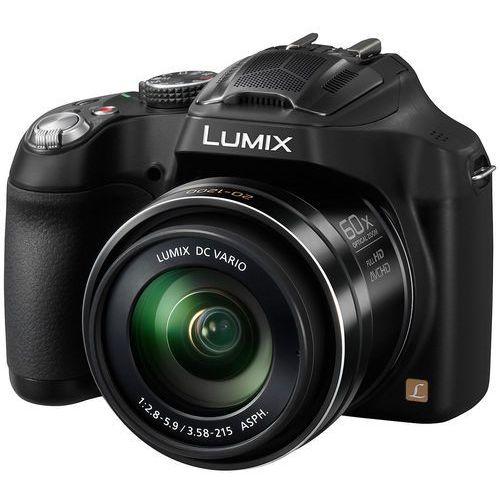 Panasonic Lumix DMC-FZ72, matryca 16Mpx