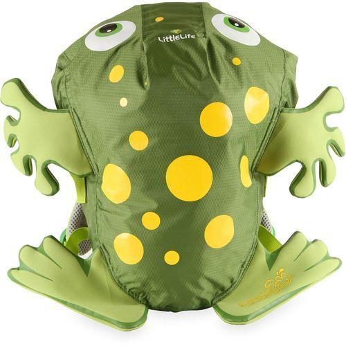 Plecak LittleLife SwimPak Żaba (5031863120401)