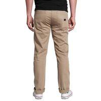 Spodnie - k slim 5 pocket dark khaki (khk) rozmiar: 30, Krew