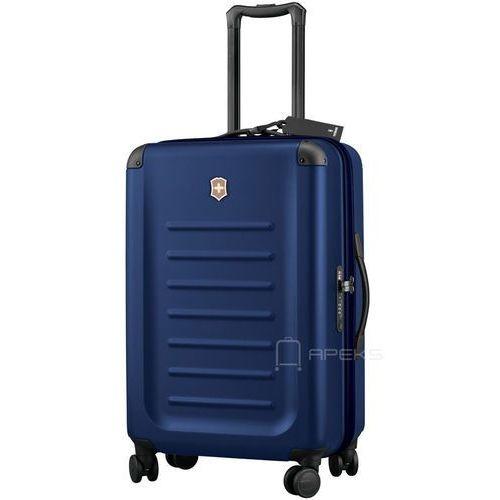 spectra™ 2.0 średnia walizka 69 cm / granatowa - deep lake marki Victorinox