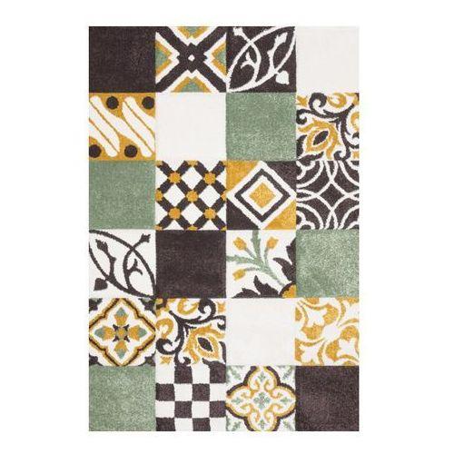 Dywan Colours Puppis 66 x 110 cm płytka zielony, 331731001
