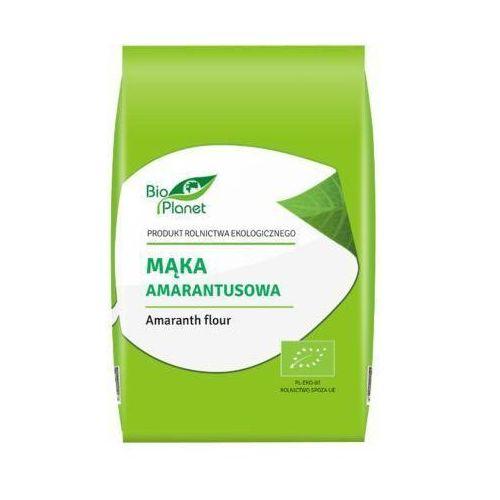 Bio planet 400g mąka amarantusowa bio