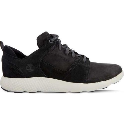 Buty flyroam leather oxford black - męskie sneakersy, Timberland