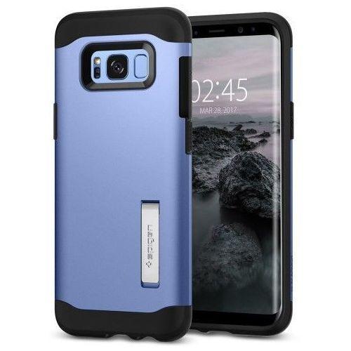 Spigen Slim Armor Samsung Galaxy S8+ niebieski