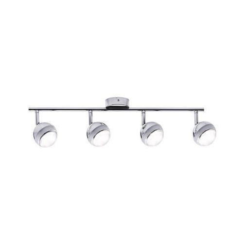 Paulmann Lampa punktowa 60362 led wbudowany na stałe, 370 lm, 3000 k, (sxwxg) 58 x 12 x 80 cm, chrom