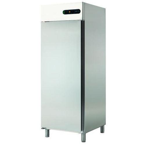 Szafa chłodnicza na tace piekarnicze 1-drzwiowa, lewostronna, 600 l, 760x729x2005 mm   ASBER, ECPB-701 L
