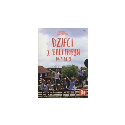 OKAZJA - Dzieci z bullerbyn / nowe przygody dzieci z bullerbyn dvd. darmowy odbiór w niemal 100 księgarniach! marki Astrid lindgren