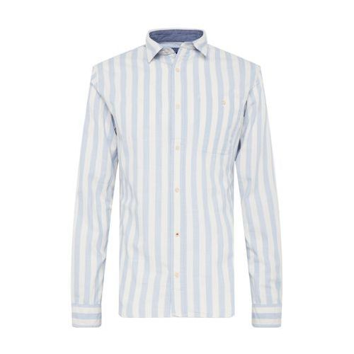 koszula 'jprmax stripe shirt l/s one pocket pre' niebieski denim, Jack & jones, S-XXL