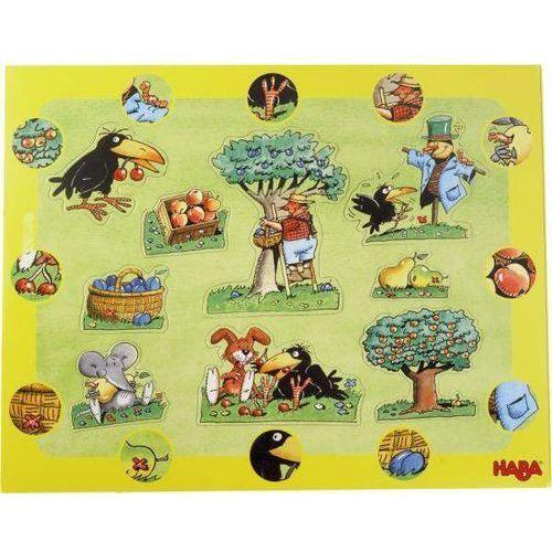 Pierwsze Puzzle - W ogrodzie (4010168039084)