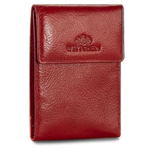 Etui na karty kredytowe WITTCHEN - 21-2-011-L3 Czerwony z kategorii etui i pokrowce