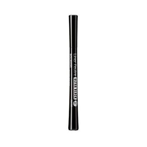liner feutre eyeliner 0,8 ml dla kobiet 41 ultra black marki Bourjois paris