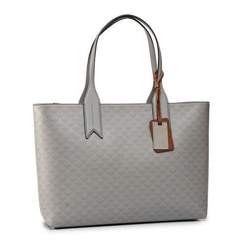 Emporio armani Torebka - y3d099 ymp6e 84305 grey/navy/leather