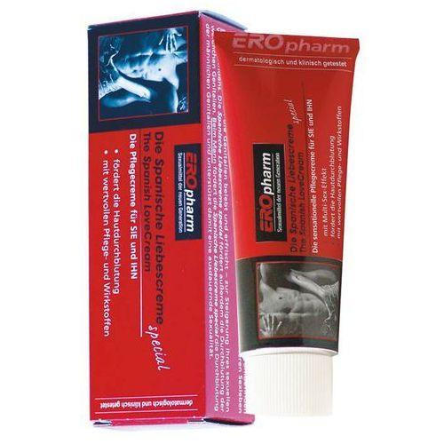 Hiszpańska mucha krem 40ml | 100% dyskrecji | bezpieczne zakupy marki Joydivision (ge)