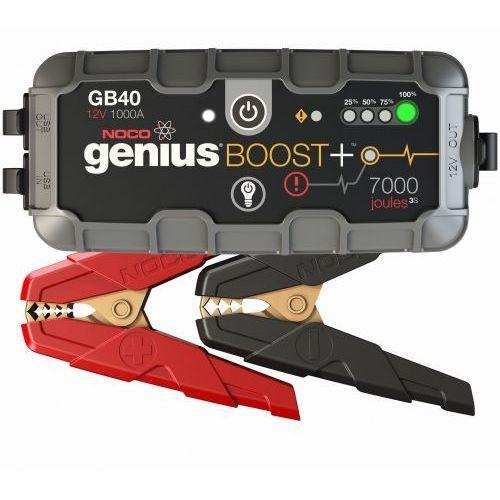 Noco genius Noco gb40 li-ion - urządzenie rozruchowe - booster, jump starter