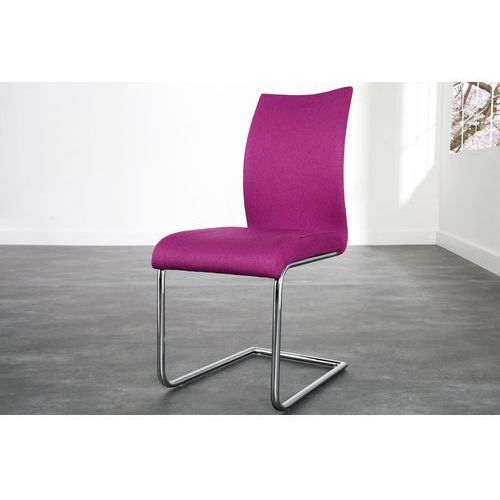 Krzesło Porto - różowy
