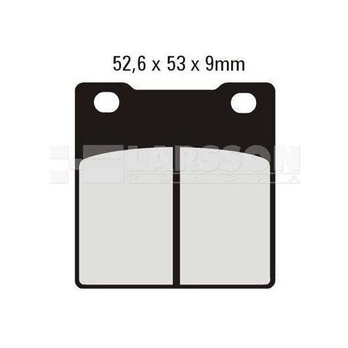 Klocki hamulcowe (2 szt.) fa063 4100252 suzuki gsx 1300, gsx-r 1100, gsx 750 marki Ebc