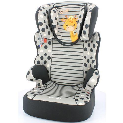 fotelik samochodowy befix sp, girafe marki Nania