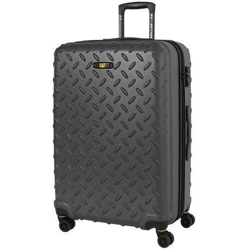 Caterpillar Industrial Plate walizka duża 75 cm CAT / grafitowa - Iron Grey (5711013056902)