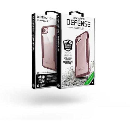 X-Doria Defense Shield - Etui aluminiowe iPhone 7 (Rose Gold) Odbiór osobisty w ponad 40 miastach lub kurier 24h