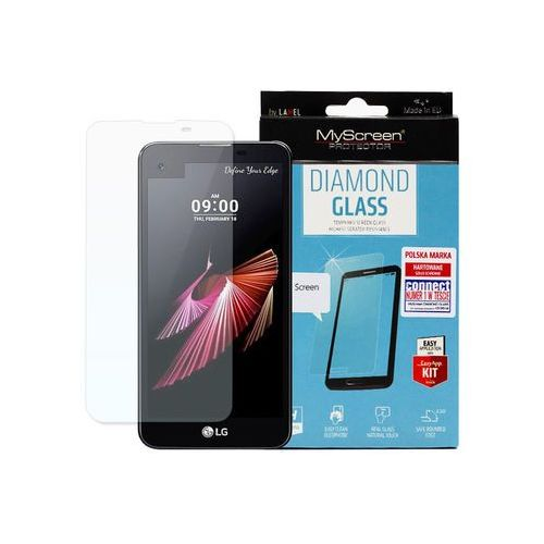 Myscreen protector Lg x screen - szkło hartowane diamond glass