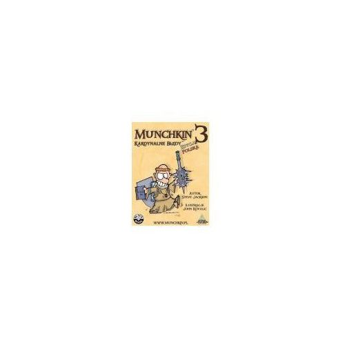 Munchkin 3: kardynalne błędy - poznań, hiperszybka wysyłka od 5,99zł! marki Q-workshop