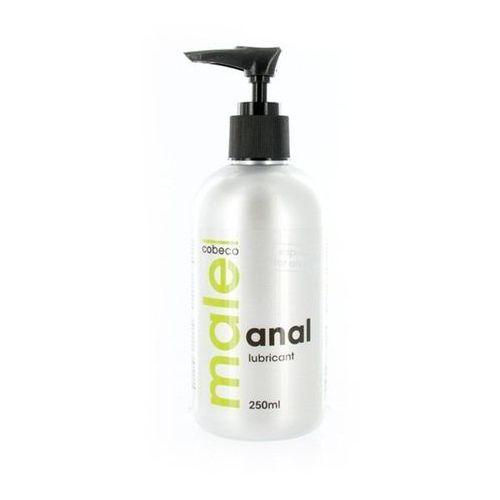 Żel nawilżający analny - Male Anal Lubricant 250 ml