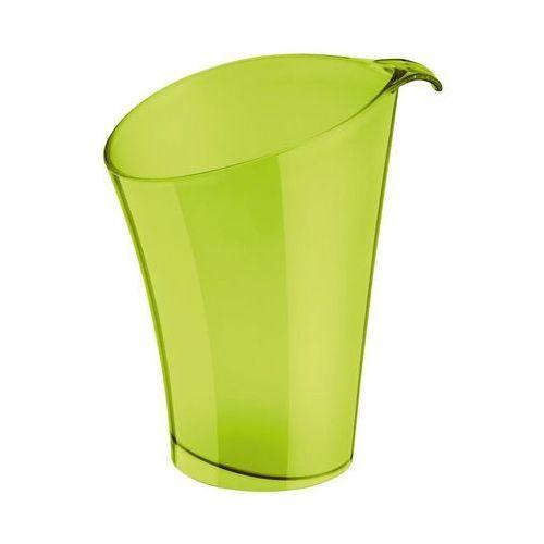 Kubełek na butelkę Pure oliwkowy transparentny (4002942282182)