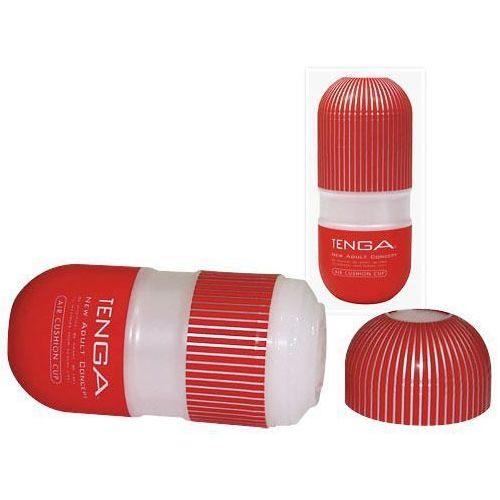 MASTURBATORE TENGA AIR CUSHION CUP RED