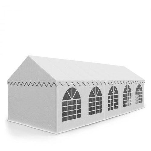 sommerfest 5x10m 500 g/m² namiot imprezowy namiot stały pcw wodoszczelny ogniotrwały marki Blumfeldt pro