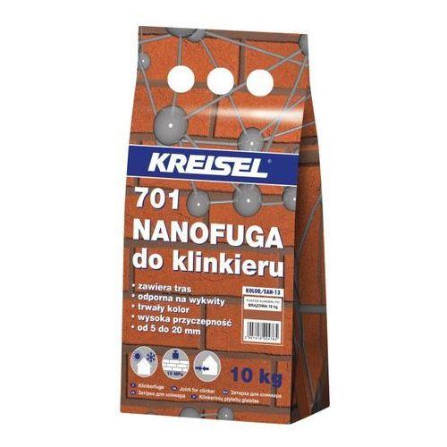Fuga do klinkieru Kreisel brązowy 10 kg