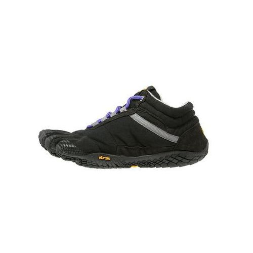 Vibram Fivefingers TREK ASCENT INSULATED Obuwie do biegania neutralne black/purple, 15W5303