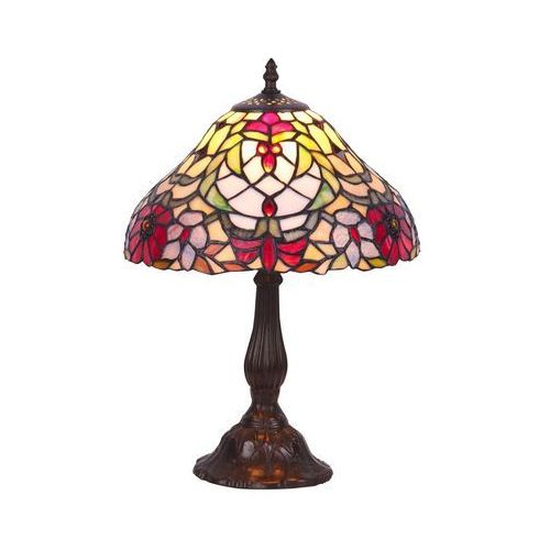 Rabalux Lampa stołowa lampka mirella 1x60w e27 brąz 8090 (5998250380902)