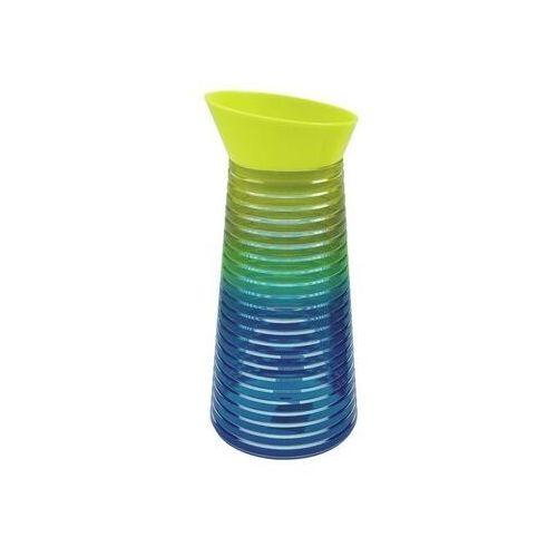 Zak! designs - karafka na napoje rainbow - chłodne kolory marki Zak!designs