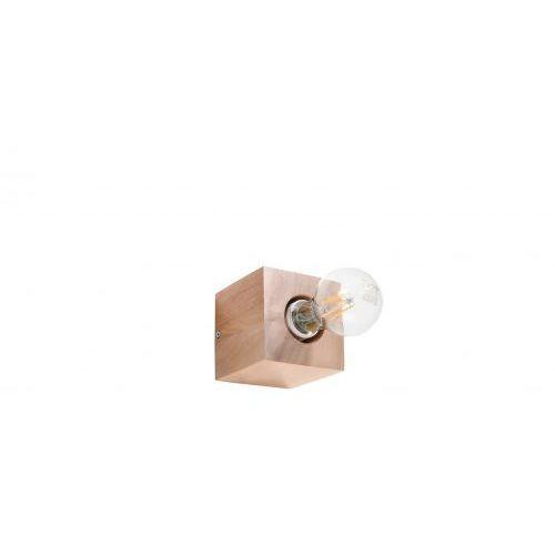 Sollux lighting Kinkiet abel naturalne drewno marki model sl.0676
