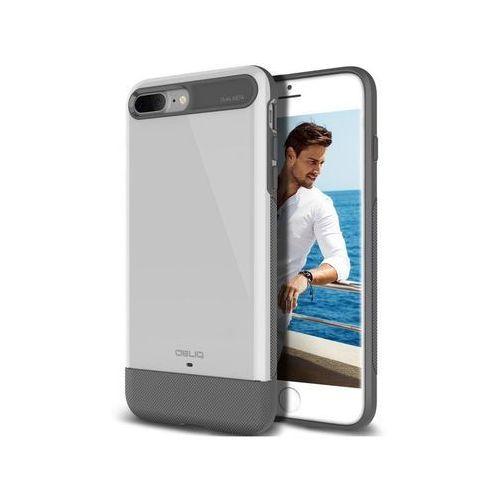 Obliq Dual Meta - Etui iPhone 7 Plus (White), OBIP7P-DM03
