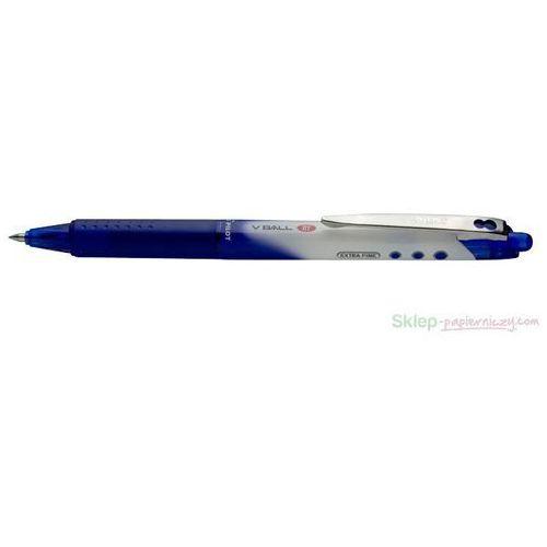Pióro kulkowe automatyczne v-ball rt niebieskie [12 szt.] marki Pilot