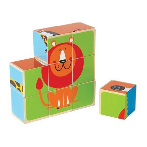 Świat zoo - puzzle E0421