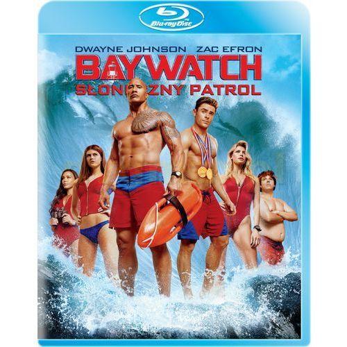 Baywatch: słoneczny patrol (blu-ray) - seth gordon marki Imperial cinepix