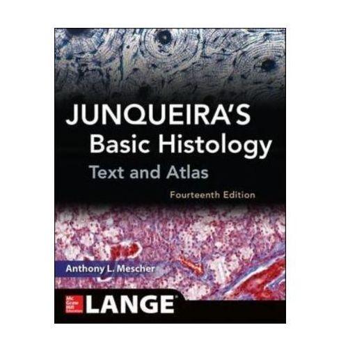 Junqueira's Basic Histology, w. CD-ROM, Mescher, Anthony
