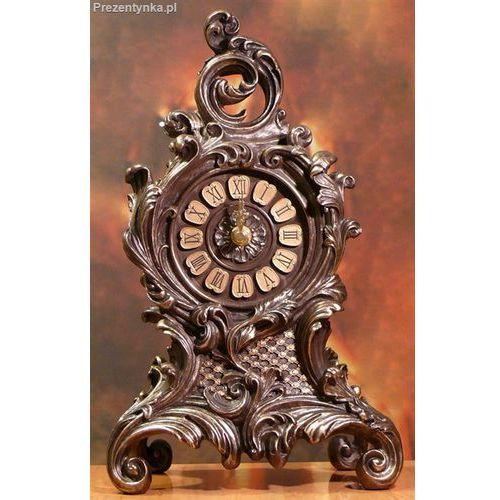 Barokowy zegar 2