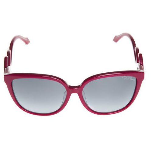 okulary przeciwsłoneczne czerwony uni marki Roberto cavalli