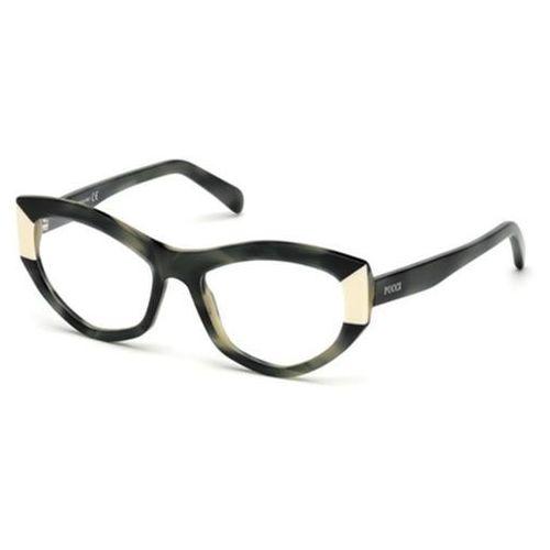 Okulary korekcyjne ep5065 055 marki Emilio pucci