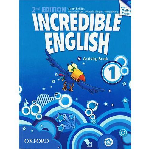 Incredible English: 1: Workbook with Online Practice Pack (104 str.)
