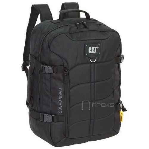 Caterpillar CABIN CARGO plecak podręczny / kabinowy CAT / Black - Black