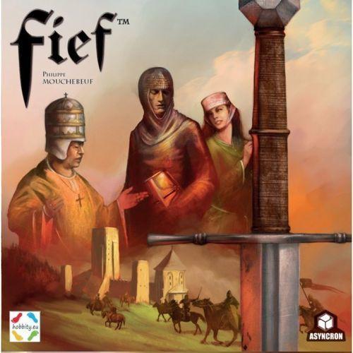 OKAZJA - Hobbity.eu Fief (edycja polska) (8033532950224)
