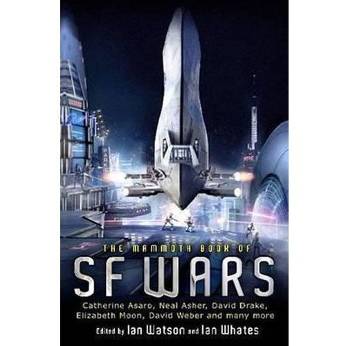 Mammoth Book of SF Wars (9781780330402)