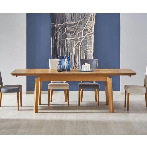 Zestaw stołowy - Halmar - rozkładany stół Rois + 4 krzesła Rois, Halmar