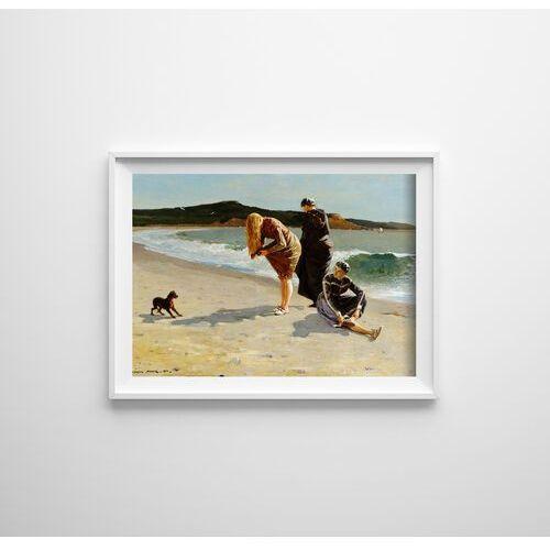 Plakaty w stylu retro Plakaty w stylu retro Massachusetts Winslow Homer