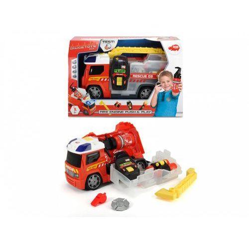 SOS Straż Pożarna z akcesoriami, 3716006 (8060628)