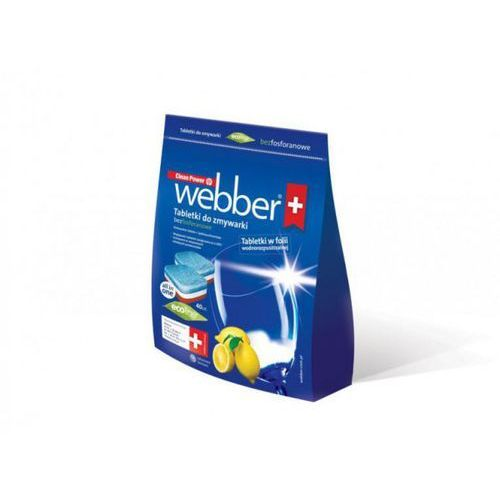 Zestaw do zmywarek WEBBER Mega Pack